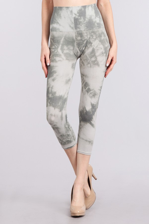 B4095A Patterned Leggings