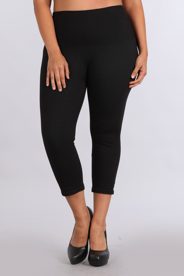 B3626XL  Capri Extended Jeggings