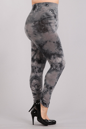 B2361XLF Patterned Leggings