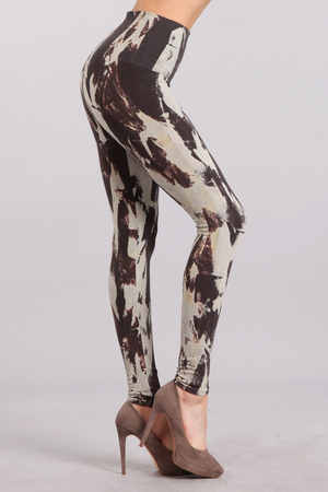 Patterned Leggings B2361USAW
