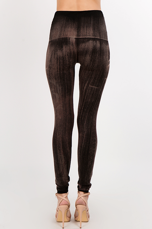 B2361USBT Patterned Leggings