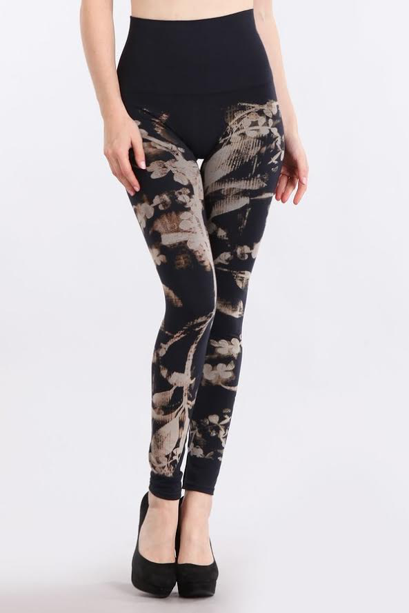 B2361UST Patterned Leggings