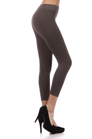 B2395US Capri/Short No Control Leggings