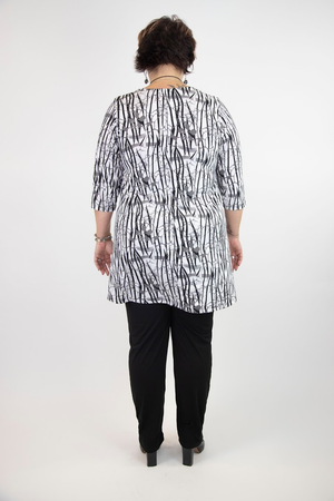 Frankie Soft V-Neck Tunic