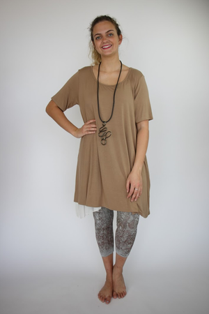 Twist Florence Short Sleeve Tunic
