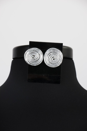 ER225 COIN EARRINGS