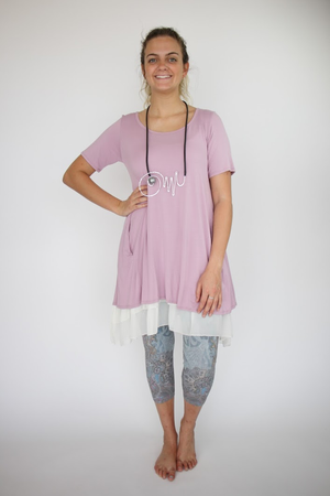 2AM Short Sleeves Tunic