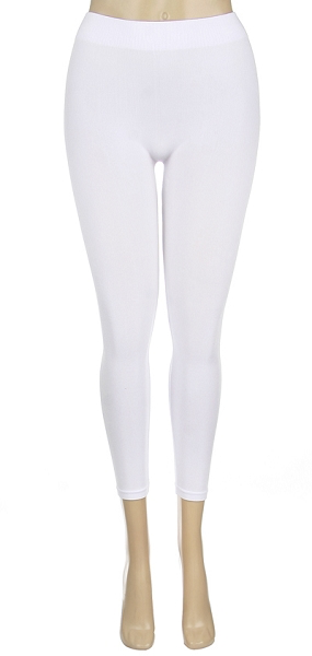 B1466US No Control Full Length Leggings by M.Rena