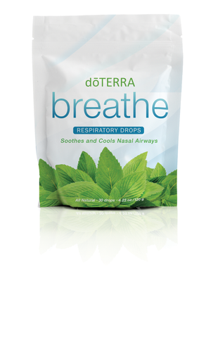 DOTERRA THROAT DROPS