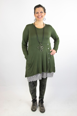 Barcelona Tunic Bamboo - Long Sleeve C