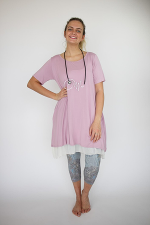 Florence Short Sleeve Tunic