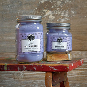 GOOD EARTH CANDLES 8 oz