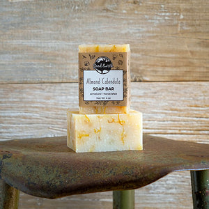 4 oz Organic Soap Bar - All Natural Handcrafted