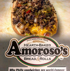 Big Dave's Cheesesteaks Amoroso Rolls