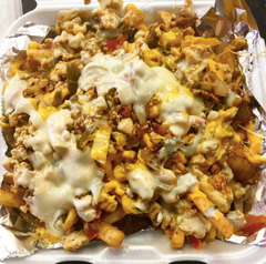 The Best Cheesesteak Philly Fries
