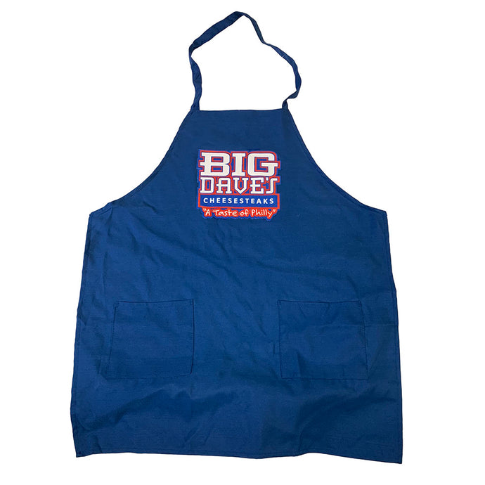 Big Dave's Cheesesteaks Apron