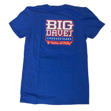 Load image into Gallery viewer, Big Dave's Cheesesteaks Short Sleeve T-Shirt