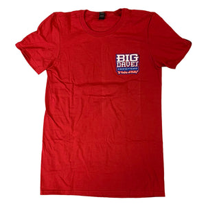 Big Dave's Cheesesteaks Short Sleeve T-Shirt