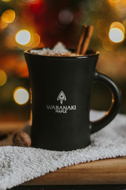 Wabanaki Maple Hot Chocolate