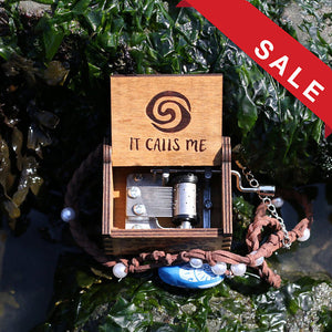 Moana Wood Music Box