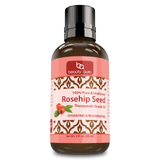 Beauty Aura Rosehip Seed Essential Oil 2 Fl Oz 60 Ml