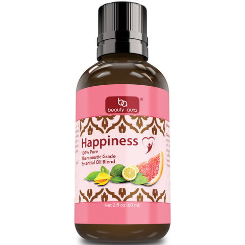 Beauty Aura Happiness Essential Oil (2 Oz.)