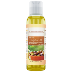 Body Wonders Jojoba Oil 4oz 118ml