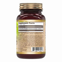 Nature's Boon Red Yeast Rice 1200 Mg 60 Tablets