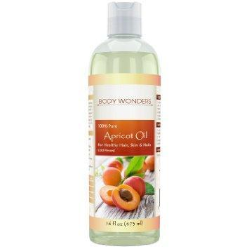 Body Wonders Apricot oil 16 fl oz 473ml