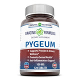 Amazing Formulas Pygeum 100 Mg 120 Tablets