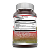 Amazing Formulas Red Yeast Rice Complex 1570 mg per Serving 120 Veggie Capsules