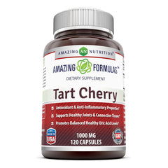 Amazing Formulas Tart Cherry Extract 1000 Mg 120 Capsules