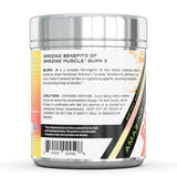 Amazing Muscle Burn X Powder Fruit Punch