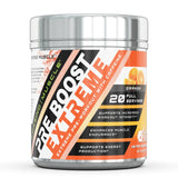 Amazing Muscle Pre Boost Extreme- Pre-Workout with Caffeine - 20 Servings (Fruit Punch)