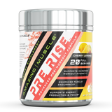 Amazing Muscle Pre Rise Advanced Pre Workout Formula 20 Serving