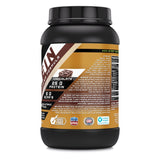 Amazing Muscle Whey Protein Isolate & Concentrate 2 Lbs Peanut Butter Flavor