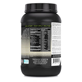 Amazing Muscle Whey Protein (Isolate & Concentrate) 5 Lb Cookies & Cream Flavor