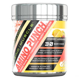 Amazing Muscle Amino Punch 30 Servings (Cherry Lemonade)