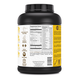 Amazing Whey Whey Protein (Isolate & Concentrate) 5 Lb Banana Flavor