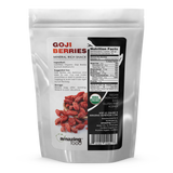 Amazing Food Organic Goji Berries 1 Lb Powder