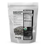 Amazing Food Organic Sunflower Kernels  2 Lb