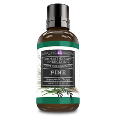 Amazing Aroma Pine Essential Oil 2 Oz