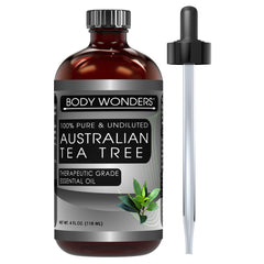 Body Wonders Australian Tea Tree Oil 4 Fl Oz