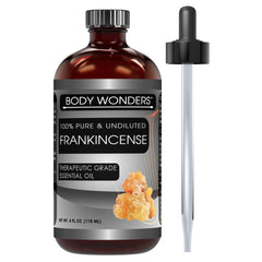 Body Wonders Frankincense Essential Oil 4 Fl Oz
