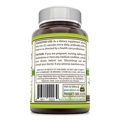 Pure Naturals Green Tea Extracts 315 Mg 120 Capsules