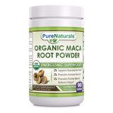 Pure Naturals Organic Maca Root Powder 16 Oz 1 Lb