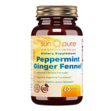 Sun Pure Premium Quality Peppermint Ginger Fennel 60 Softgels