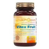 Sun Pure Vitex Fruit 400 Mg 120 Veggie Capsules