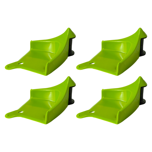 Detail Guardz Hose Guides (4 Pack) Green