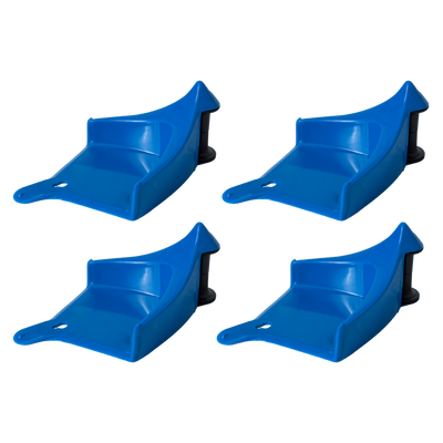 Detail Guardz Hose Guides (4 Pack) Blue